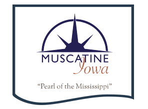Muscatine city logo