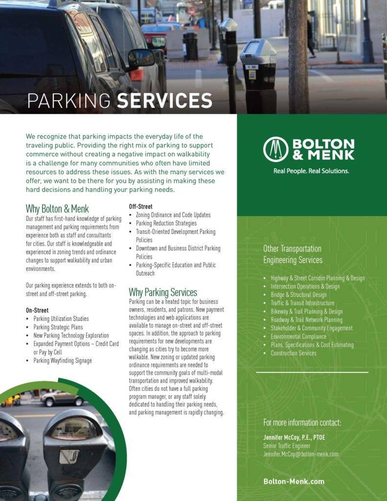 Parking Services