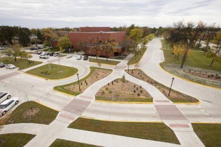 NDSCS Campus Infrastructure Improvements