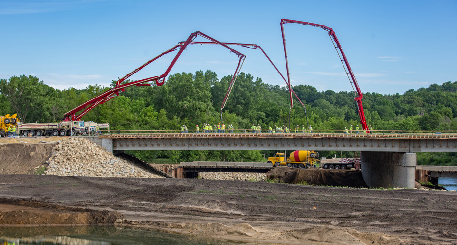 Bridge & Structural Mobile Image