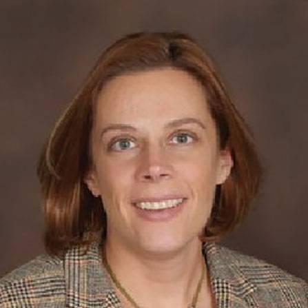 Professional headshot of Mary Gute