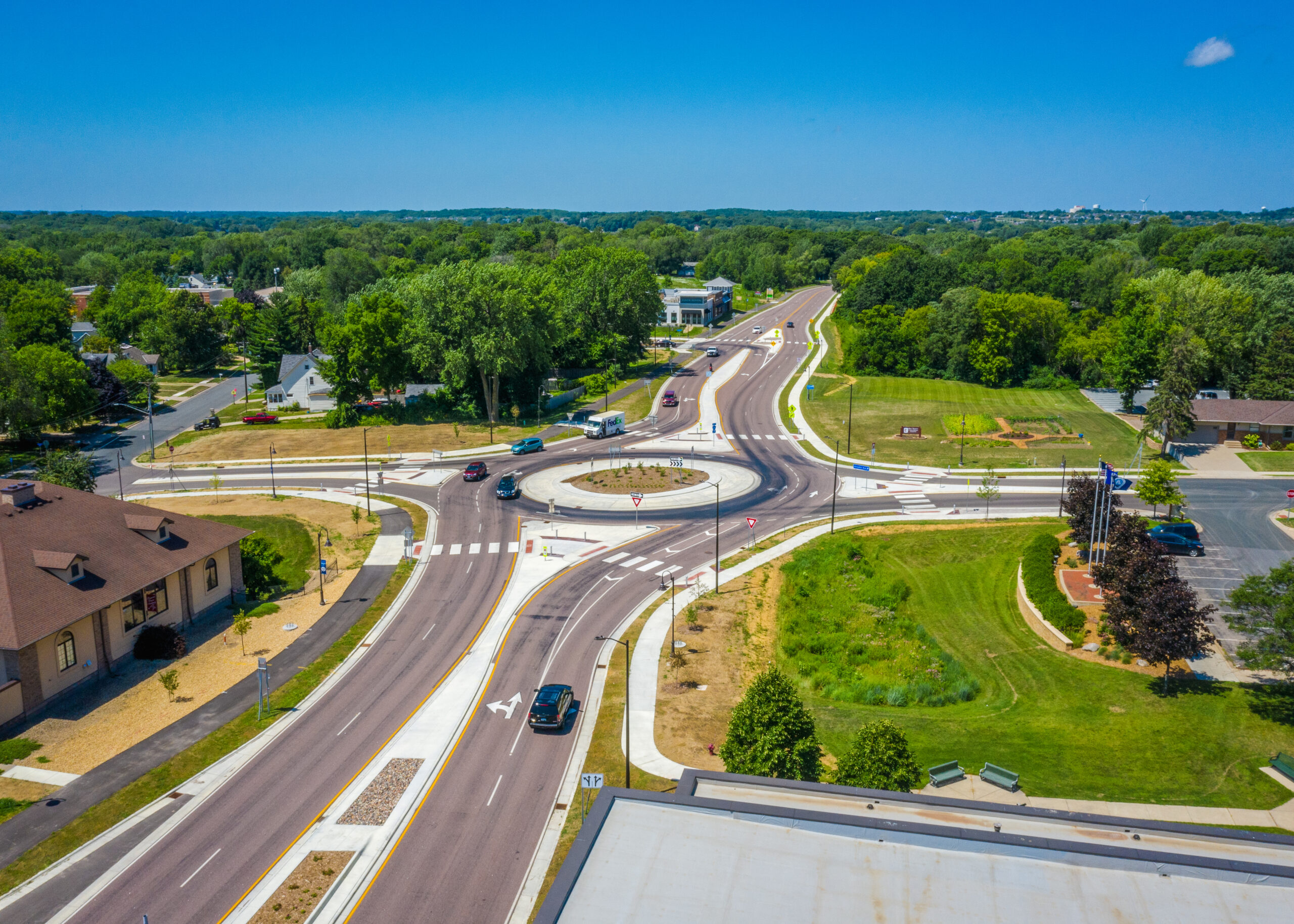 City of Prior Lake and Scott County Awarded APWA-MN Project of the Year Honorable Mention