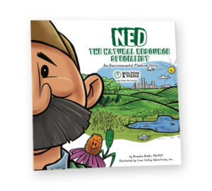 Ned the Natural Resources Specialist book cover