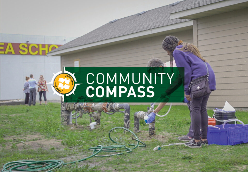 community compass forest lake