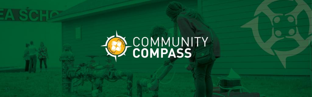 community compass brand image
