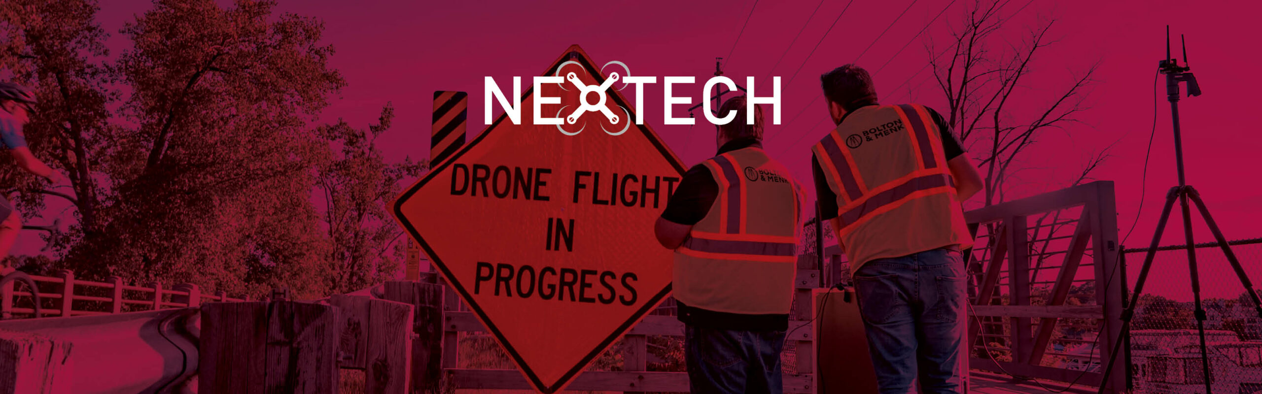 NexTech: Using UAVs for Flood Analysis