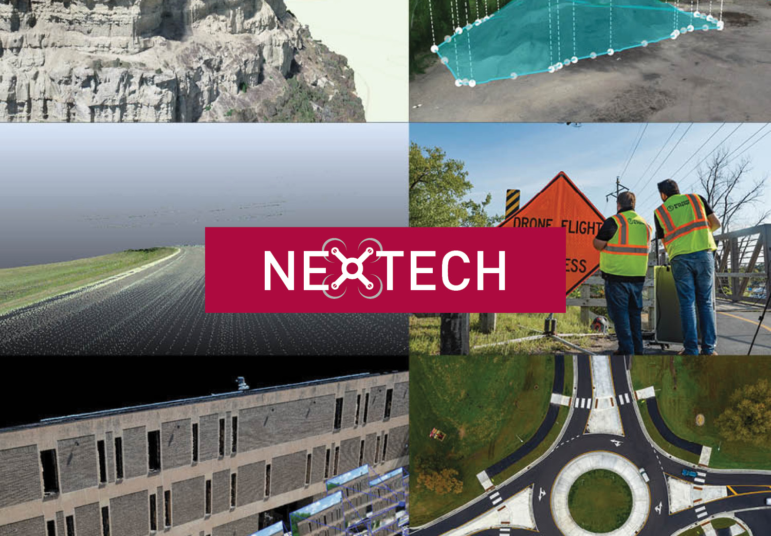 NexTech: An Introduction to UAV Services