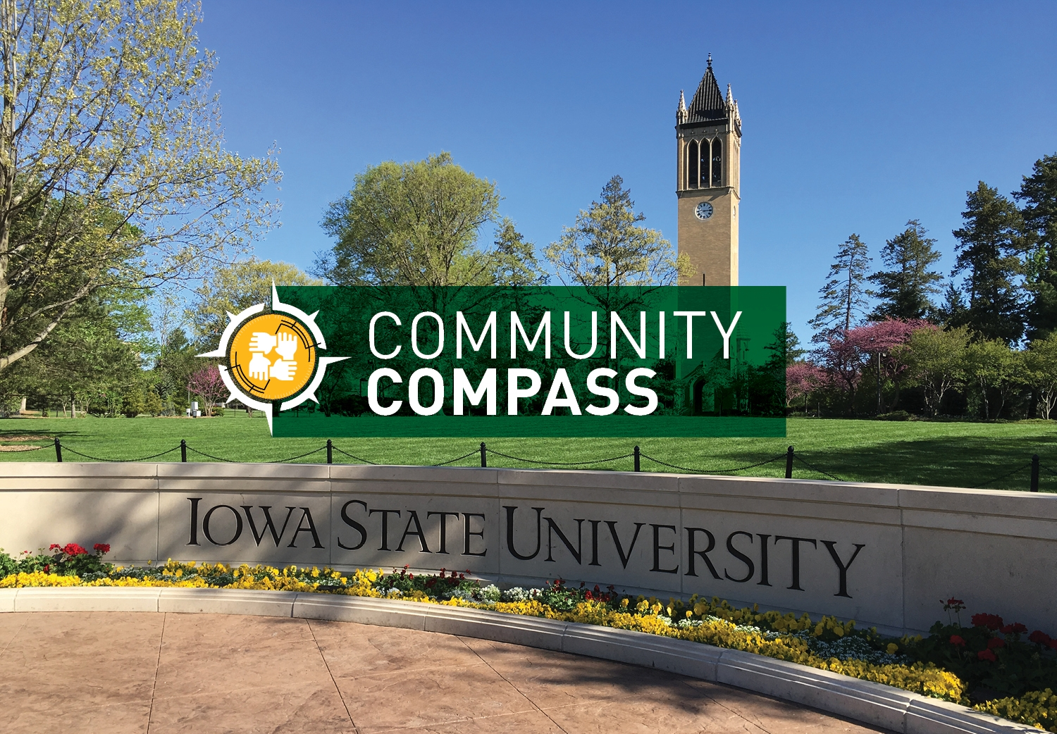 Iowa State Honors NPHC with Plaza