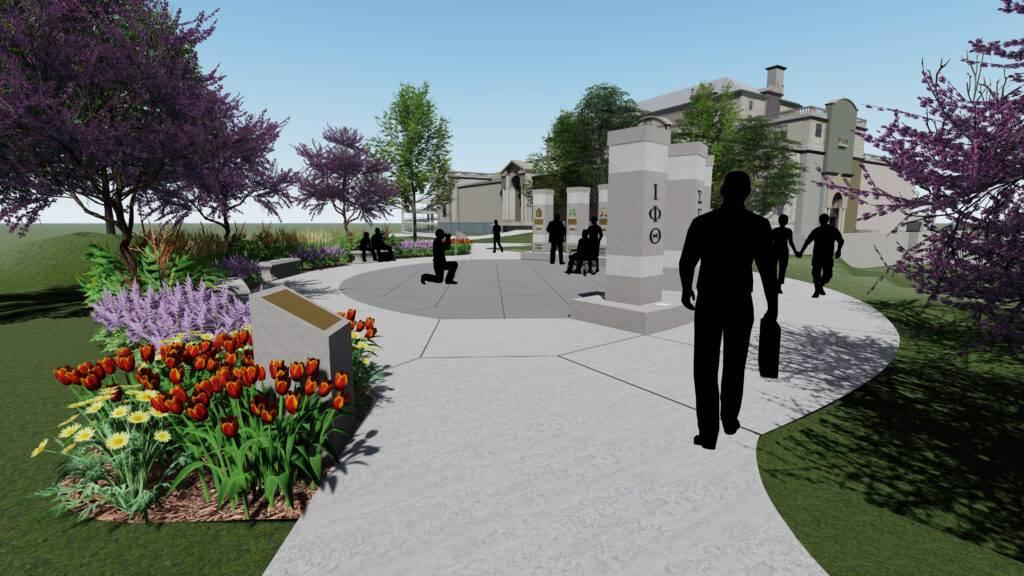 ISU NPHC Plaza