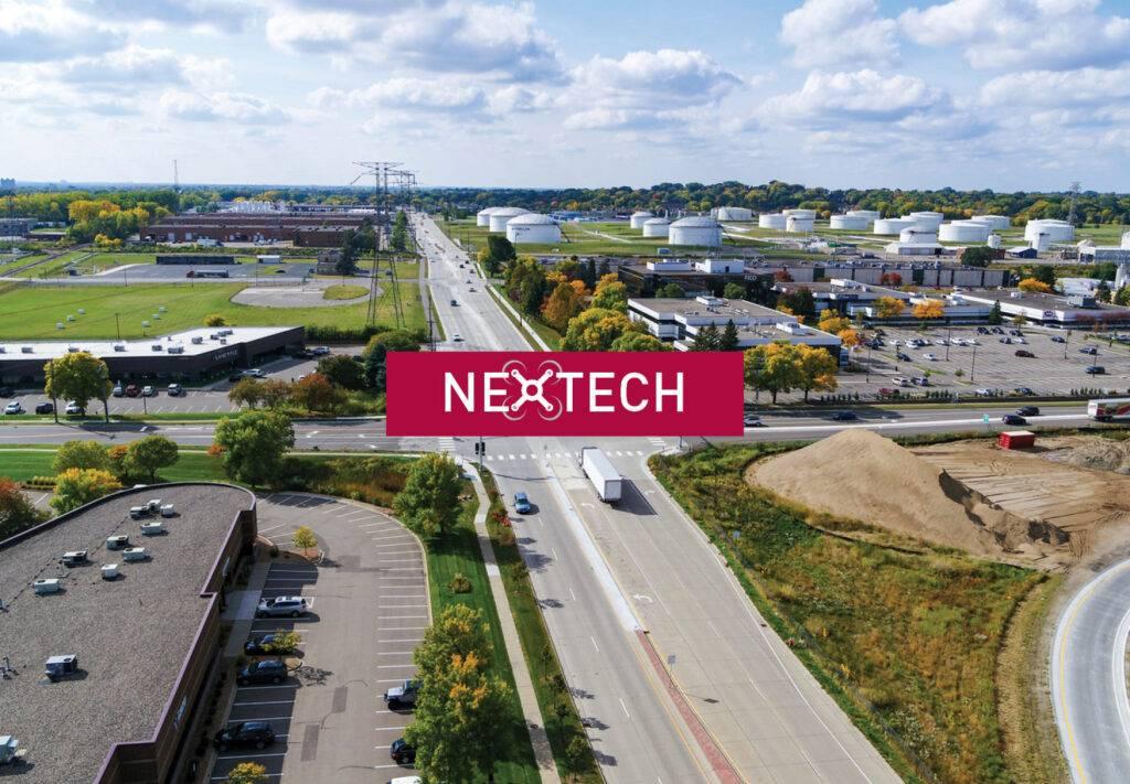 NexTech project documentation UAV