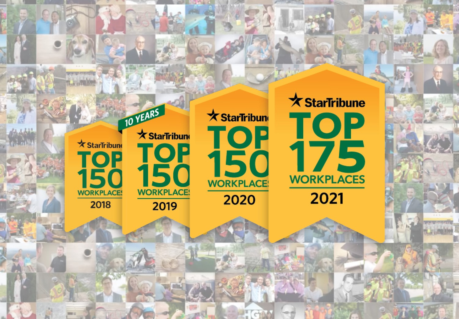 Bolton & Menk Announced as Top 175 Workplace in Minnesota
