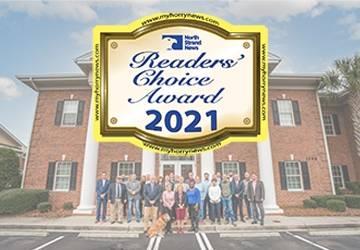 north strand news readers choice award