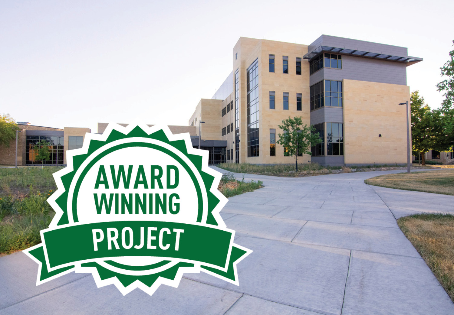 Gustavus Adolphus College Honored with Top Project Award