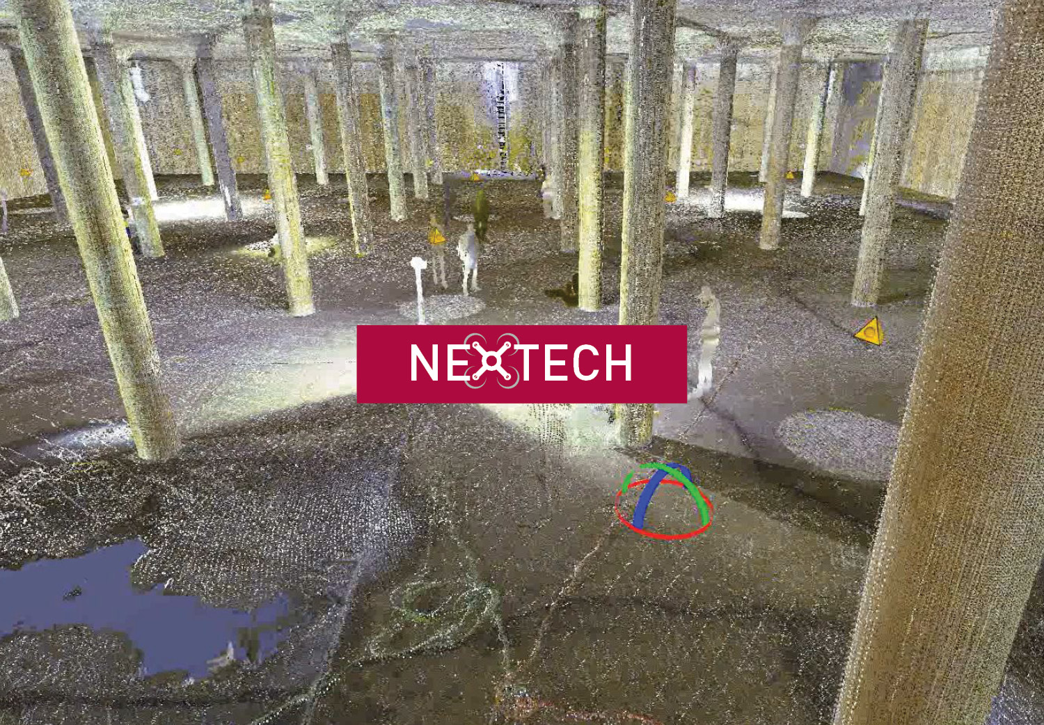 Using Reality Capture to Gather Infrastructure Data