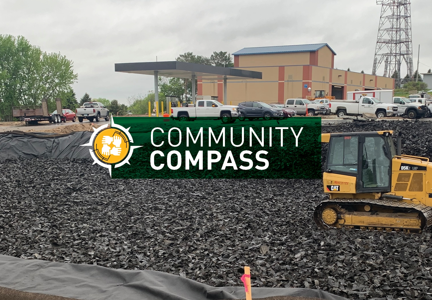 Using Recycled Tires for Woodbury Stormwater BMPs