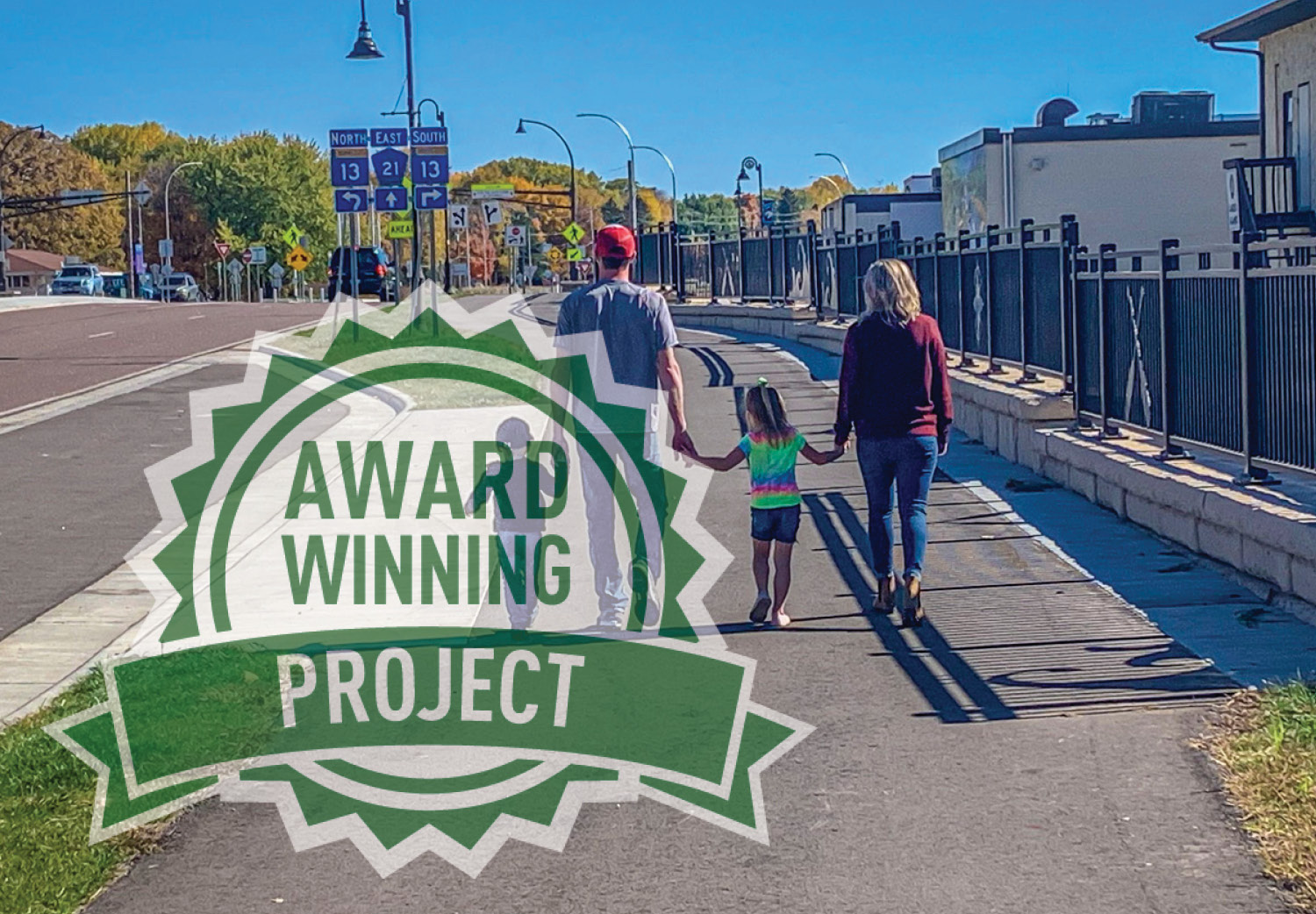 GLITE Honors Downtown Prior Lake Reconstruction Project