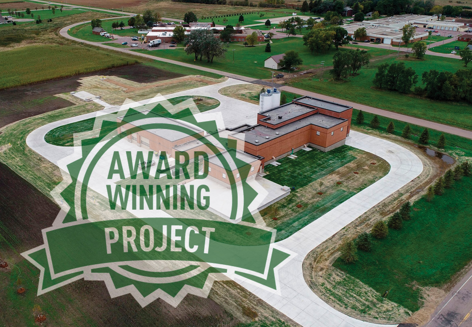 Pipestone Water Treatment Plant Recognized for Water Softening Efforts
