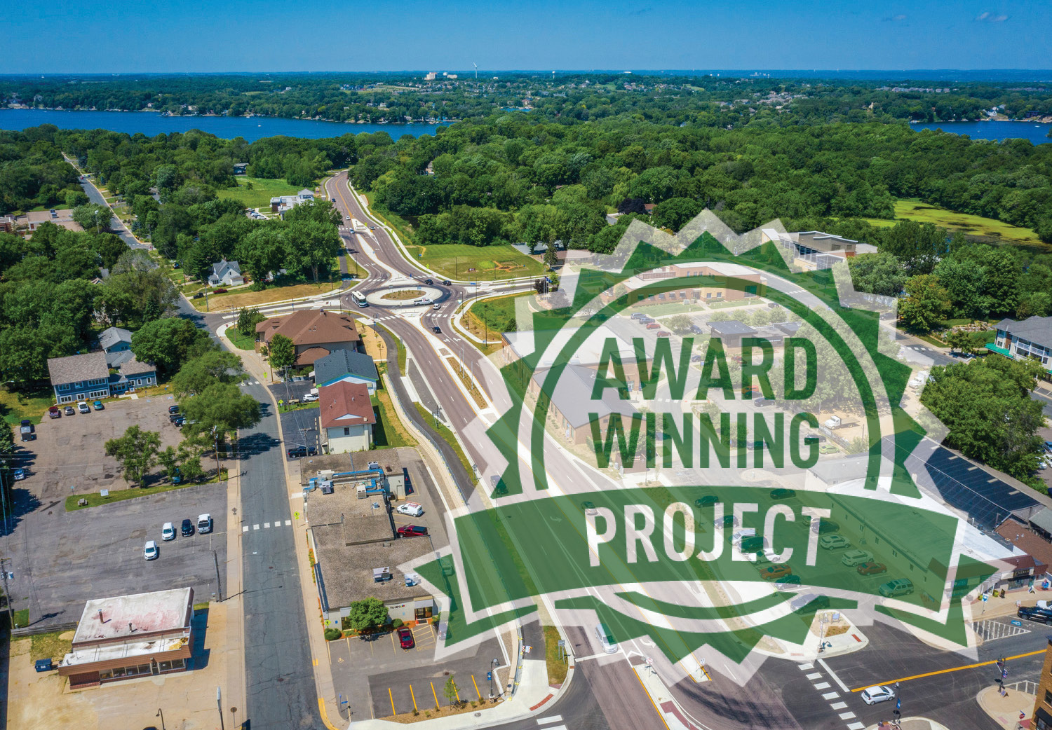 Downtown Prior Lake Project Receives ITE Award