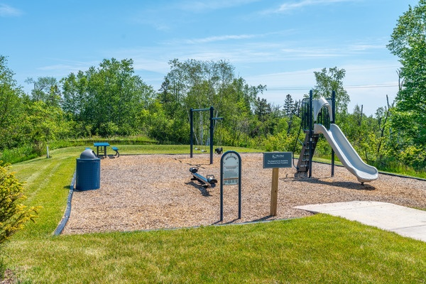 Black Beach Campground playground