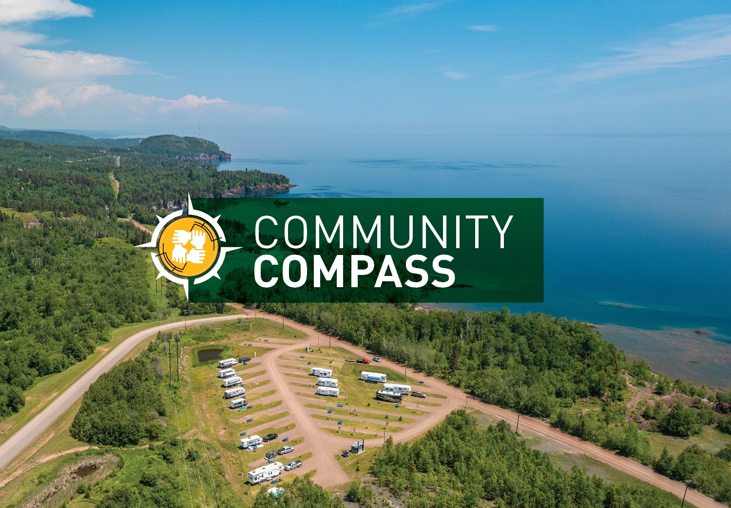 Black Beach Campground Fuels Tourism in Silver Bay